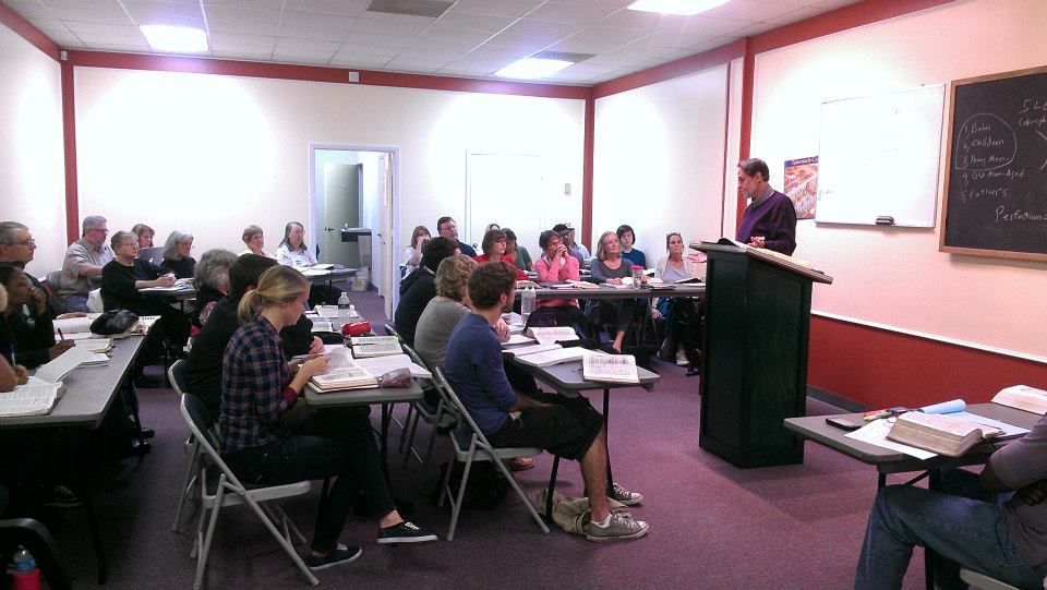 Narrow Way Ministries Bible College - Classroom and Online Courses - Jacksonville, FL